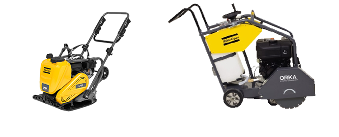 Atlas Copco Floor & Road cutters